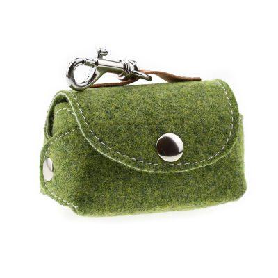 Paulis Hundeausstatter | Gacki Taschi | Loden | grün