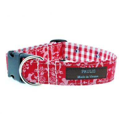 Hundehalsband von Paulis Hundeausstatter | Alles Tracht | Flora