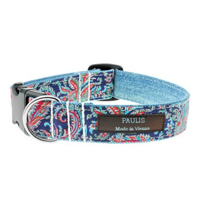 Paulis Hundeausstatter - Liberty London - Hundehalsband - Model1