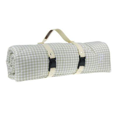 Picknicker von Paulis Hundeausstatter | Bauernkaro | beige
