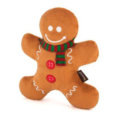 Paulis Hundeausstatter - Spielzeug für Hunde - Gingerbread Man