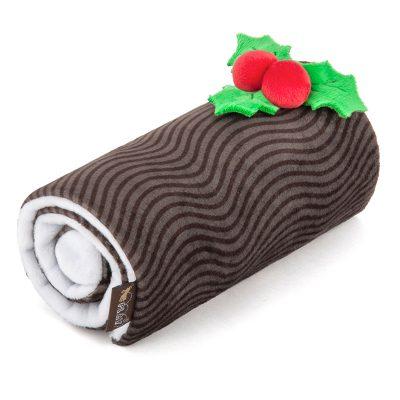 Paulis Hundeausstatter - Spielzeug für Hunde - Weihnachtliche Roulade