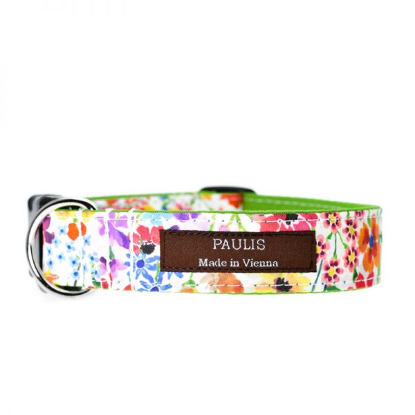 Paulis Hundeausstatter, Hundehalsband, Liberty London, Paulis Hundeausstatter, Hundehalsband, Liberty London, Love Letters Tana Lawn Cotton