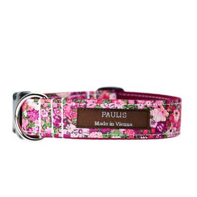 Paulis Hundeausstatter, Hundehalsband, Liberty London, Thorp Hill Tana Lawn Cotton