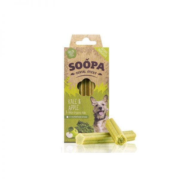 Paulis Hundeausstatter, Soopa: Apfel-Kohl-Sticks