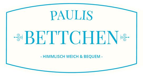 Titel: Paulis Bettchen - himmlisch weich und bequem