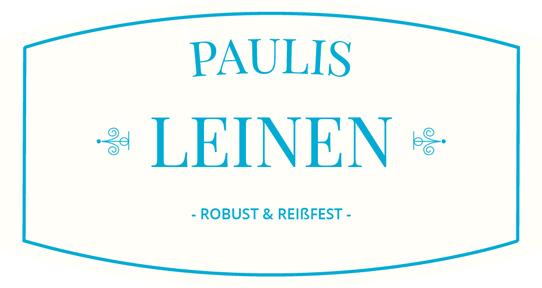 Titel: Paulis Leinen - robust und reißfest