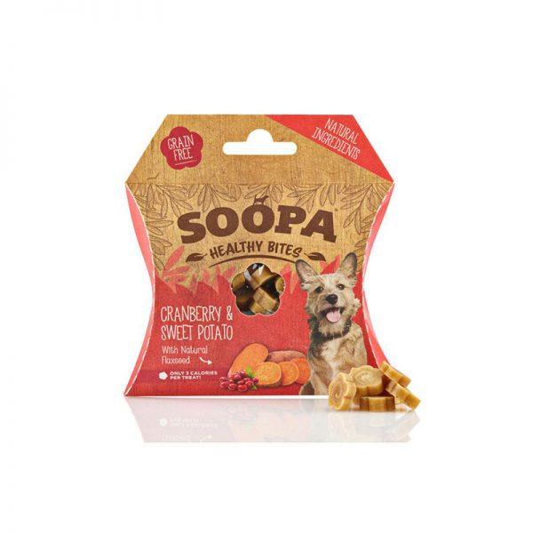 Paulis Hundeausstatter, Soopa: Süßkartoffel-Bites